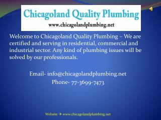 Plumbing Service | Professional Plumber In Chicago With Low