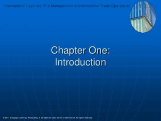 Chapter One: Introduction