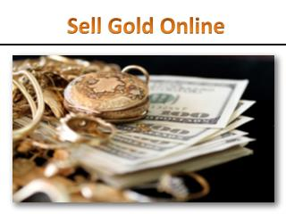 Sell Gold Online