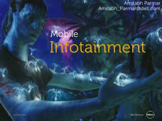 Mobile Infotainment