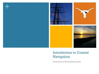 Introduction to Coastal Navigation