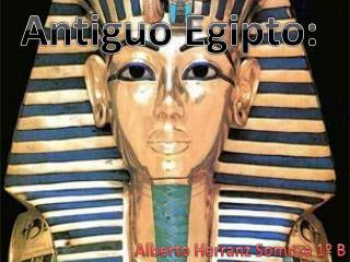 Antiguo Egipto: