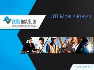 iQTI Mobile Player