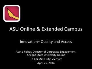 ASU Online & Extended Campus