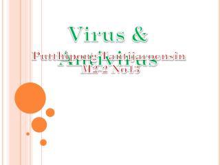 Virus & Antivirus