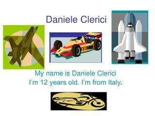 Daniele Clerici
