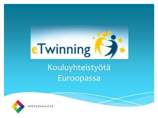 Kouluyhteistyötä Euroopassa