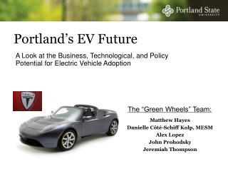 Portland's EV Future