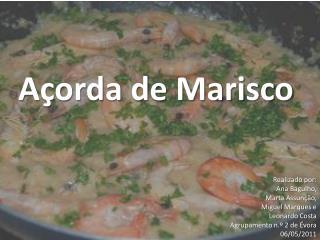 A�orda de Marisco