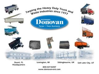 Heavy Duty Dump Systems Aluminum