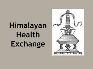 Himalayan Health Exchange