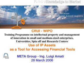 CRUI - WIPO