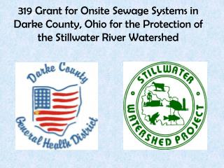 319 Grant for Onsite Sewage Systems in Darke County, Ohio for the Protection of the Stillwater River Watershed