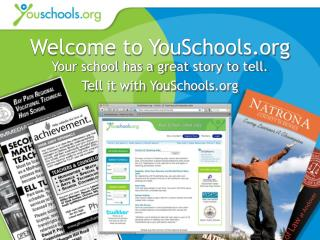 Welcome to YouSchools.org