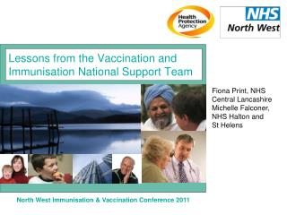 Lessons from the Vaccination and Immunisation National Support Team