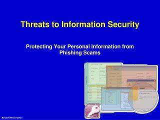 Threats to Information Security