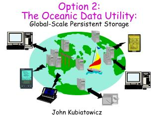 Option 2: The Oceanic Data Utility: Global-Scale Persistent Storage