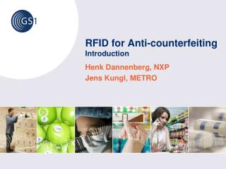 RFID for Anti-counterfeiting Introduction