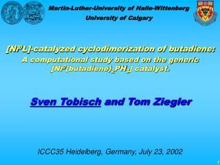 [Ni 0 L]-catalyzed cyclodimerization of butadiene: A computational study based on the generic [Ni 0 (butadiene) 2 PH 3