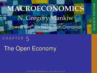 The Open Economy