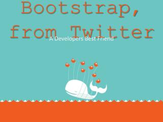 Bootstrap, from Twitter