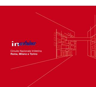 Circuito Nazionale InVetrina Roma, Milano e Torino