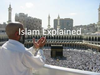 Islam Explained