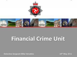 Financial Crime Unit