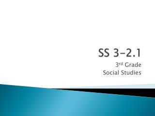 SS 3-2.1