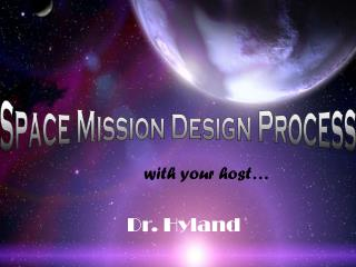 Space Mission Design Process