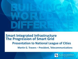 Smart Integrated Infrastructure The Progression of Smart Grid