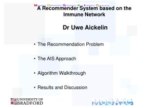 A Recommender System based on the Immune Network