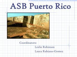 ASB Puerto Rico