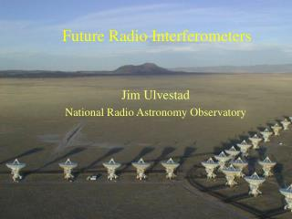 Future Radio Interferometers