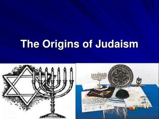 The Origins of Judaism