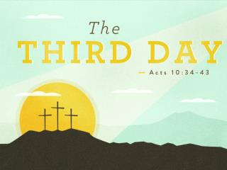 Some numbers were important in Scripture. The seventh day was to be holy, for God rested on the seventh day (Ex 20:8-11