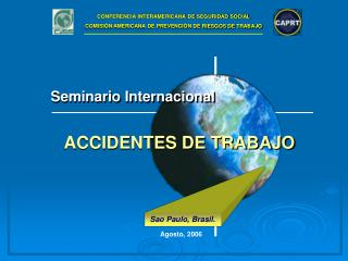 CONFERENCIA INTERAMERICANA DE SOCIAL SEGURIDAD SOCIAL COMISION ...