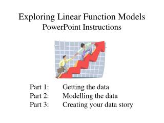 Exploring Linear Function Models PowerPoint Instructions