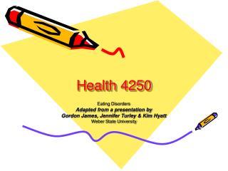 Health 4250