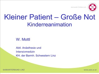 Kleiner Patient   Gro e Not Kinderreanimation