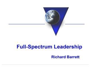 Full-Spectrum Leadership