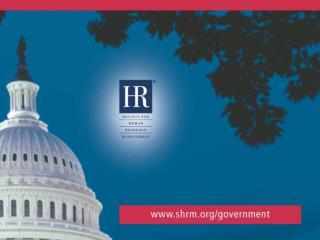 A SHRM Member Benefit