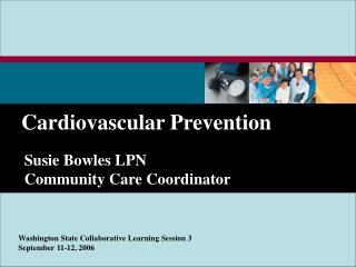 Washington State Collaborative Cardiovascular Prevention