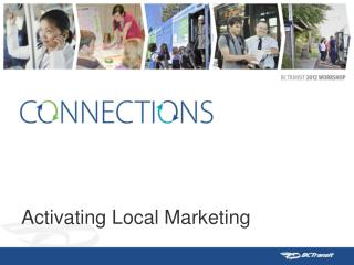 Activating Local Marketing