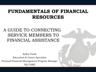 FUNDAMENTALS OF FINANCIAL RESOURCES
