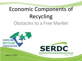 Economic Components of Recycling