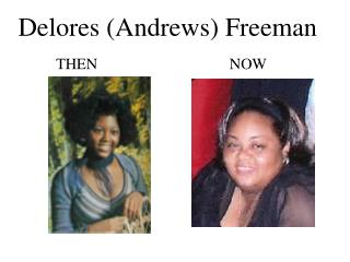 Delores (Andrews) Freeman