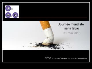 CESC –  Comité d ' éducation à la santé et à la citoyenneté