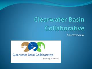 Clearwater Basin Collaborative