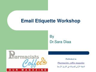 Email Etiquette Workshop